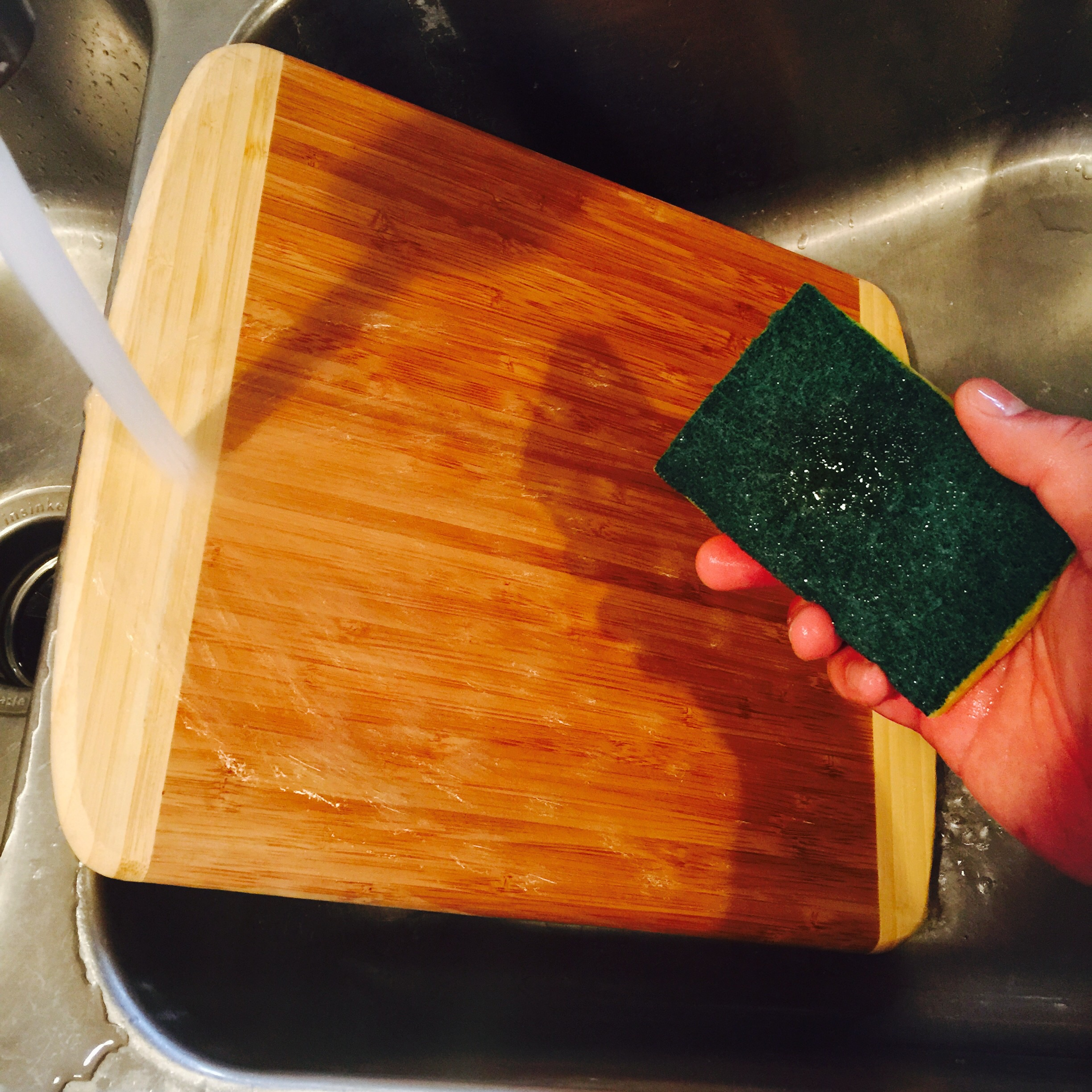 How To Clean and Sanitize Cutting Boards the how to duo