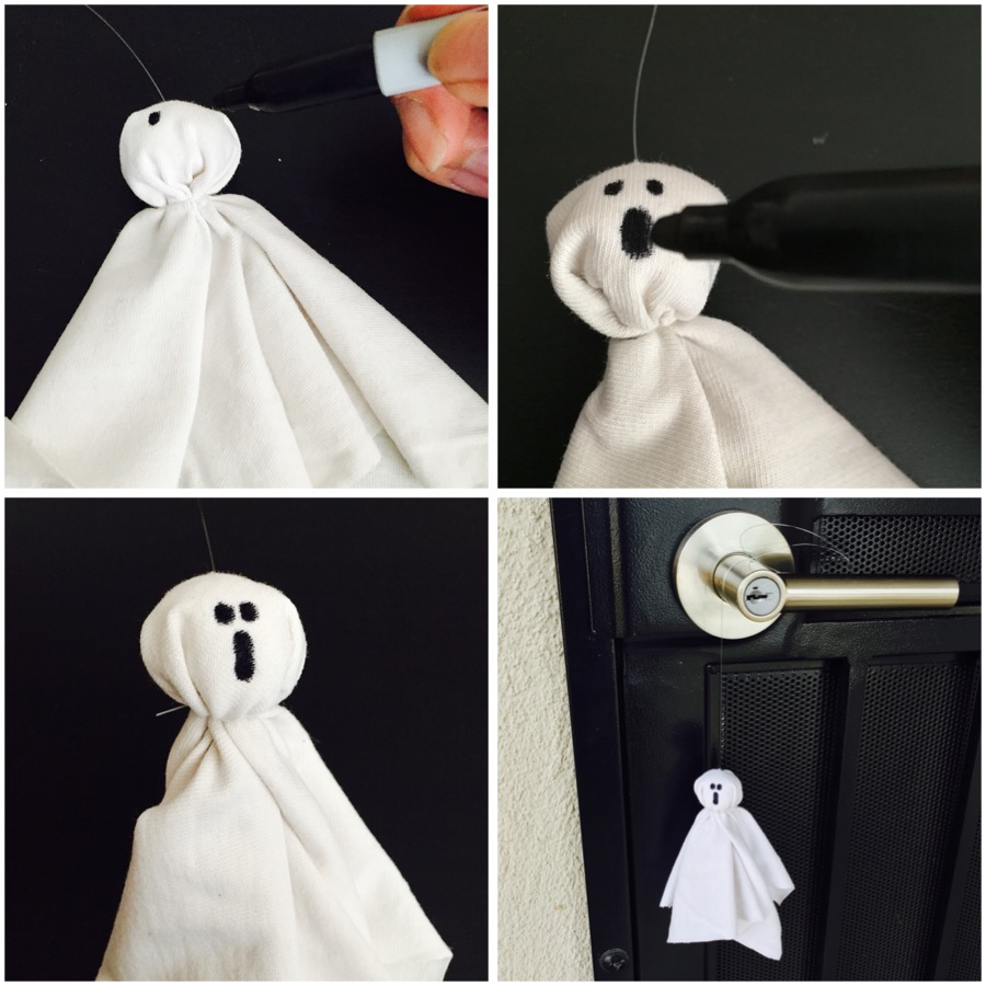 DIY Halloween Ghosts copy