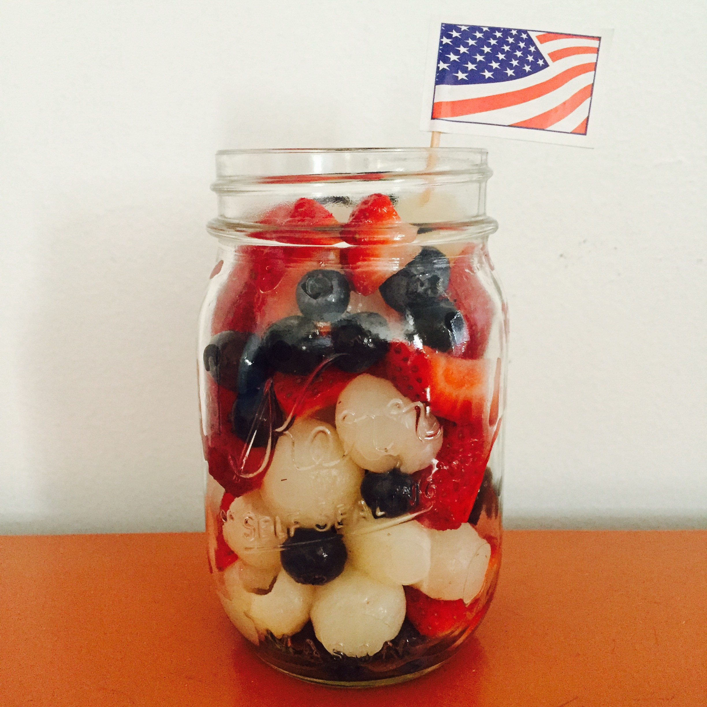 Fourth of July Fruit Salad