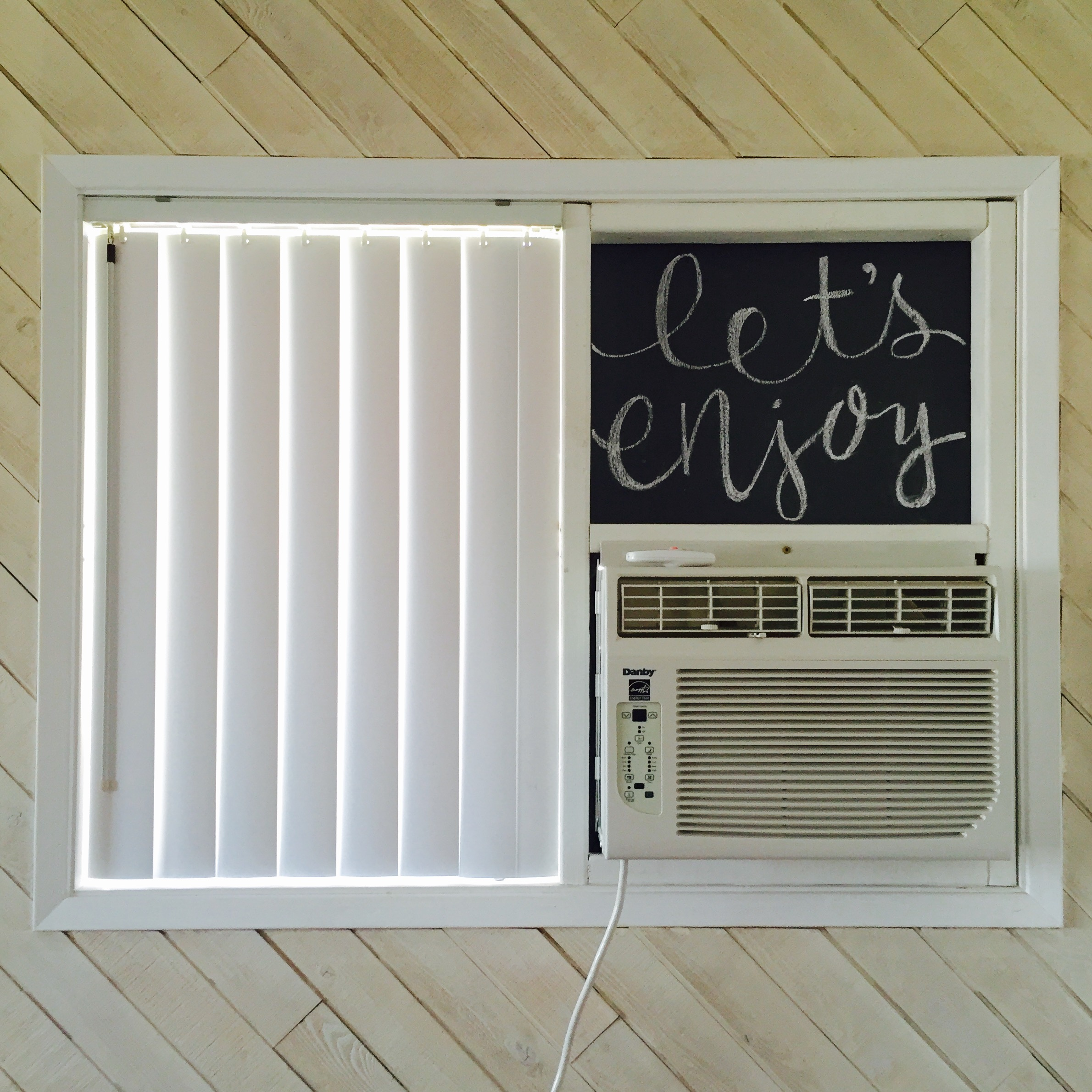Installing A Window AC With Style
